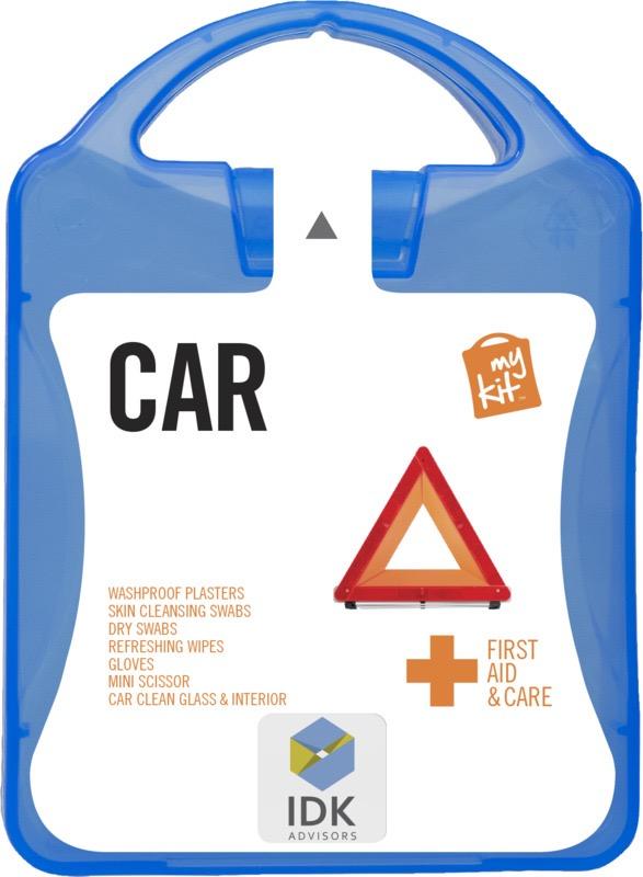 My Kit Car blå