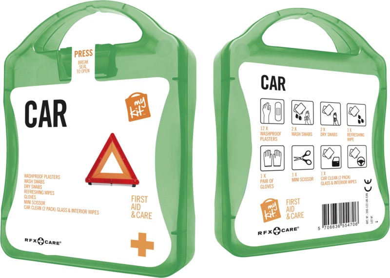My Kit Car grön