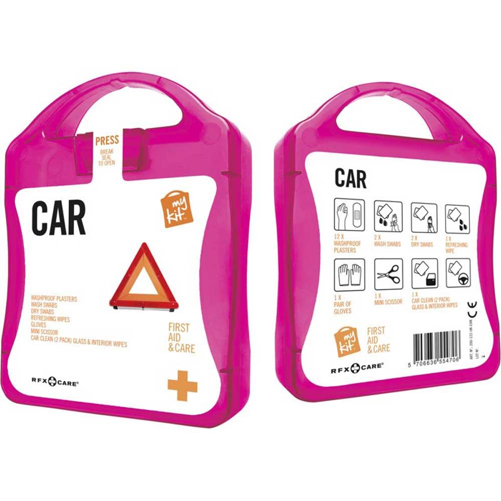 My Kit Car magenta