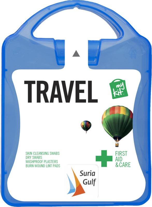 My Kit Travel blå