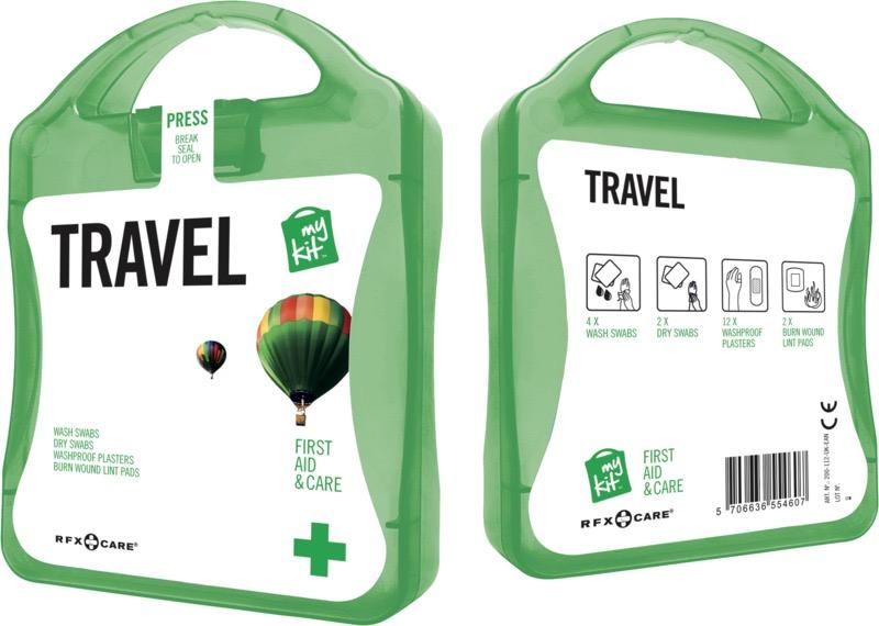 My Kit Travel grön