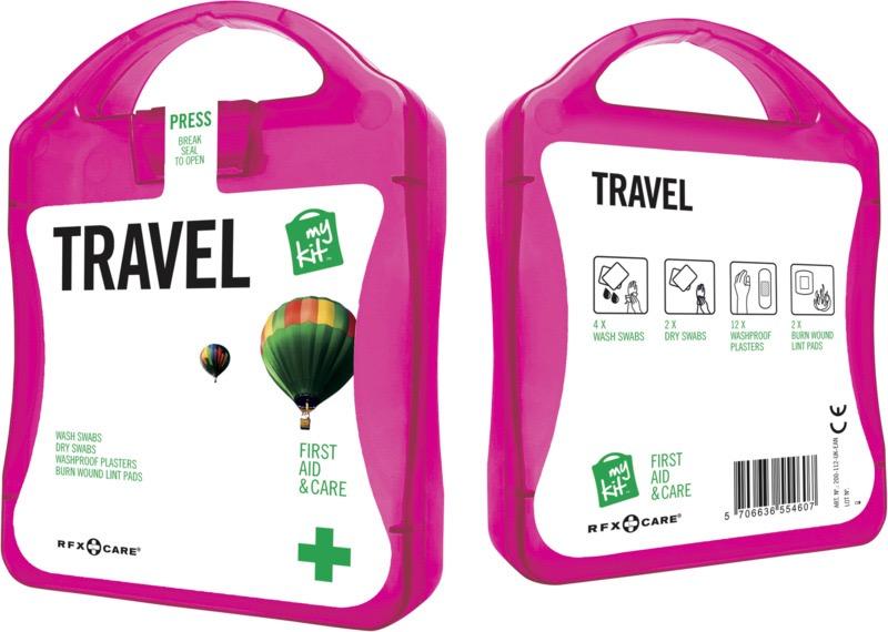 My Kit Travel magenta