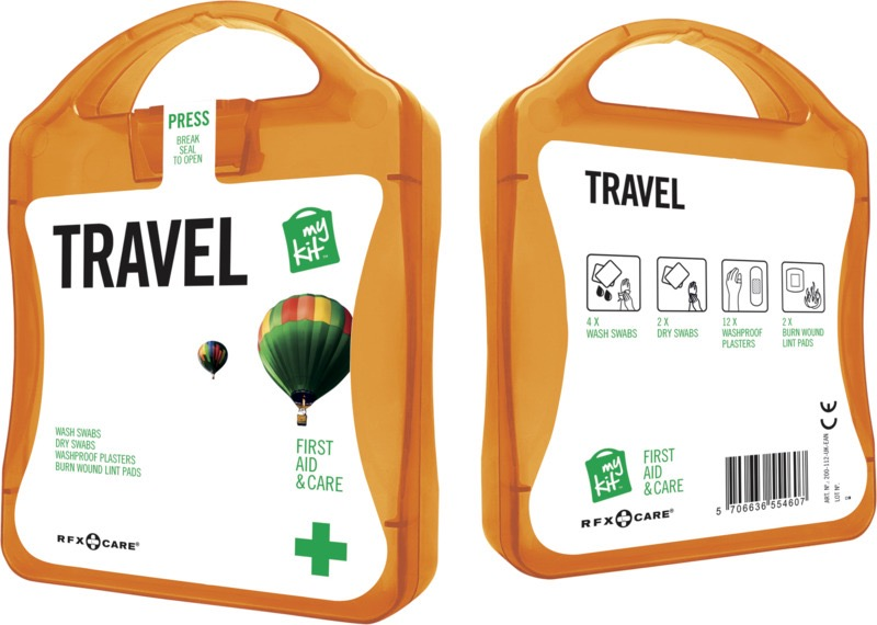 My Kit Travel orange