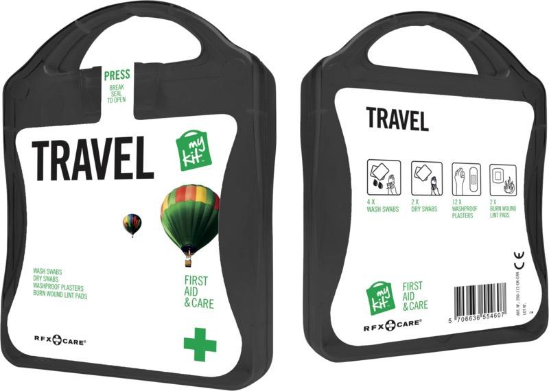 My Kit Travel svart