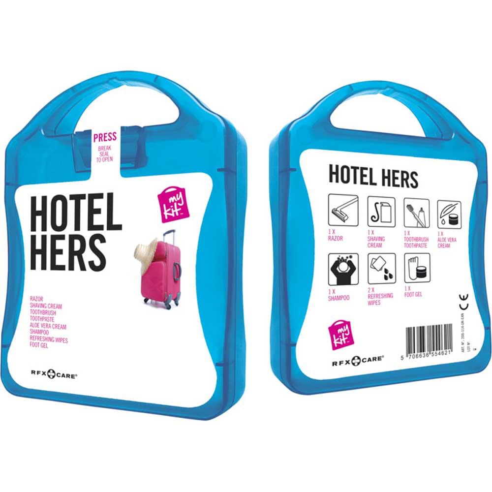 My Kit Hotel Hers blå