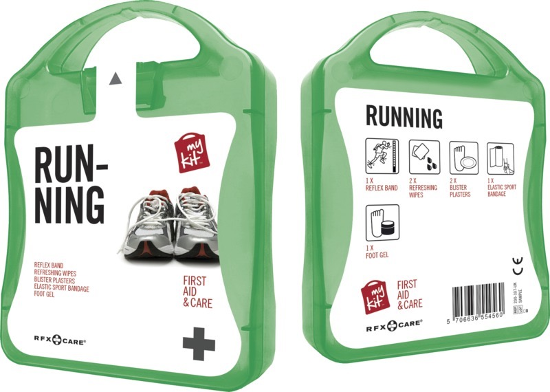 My Kit Running grön