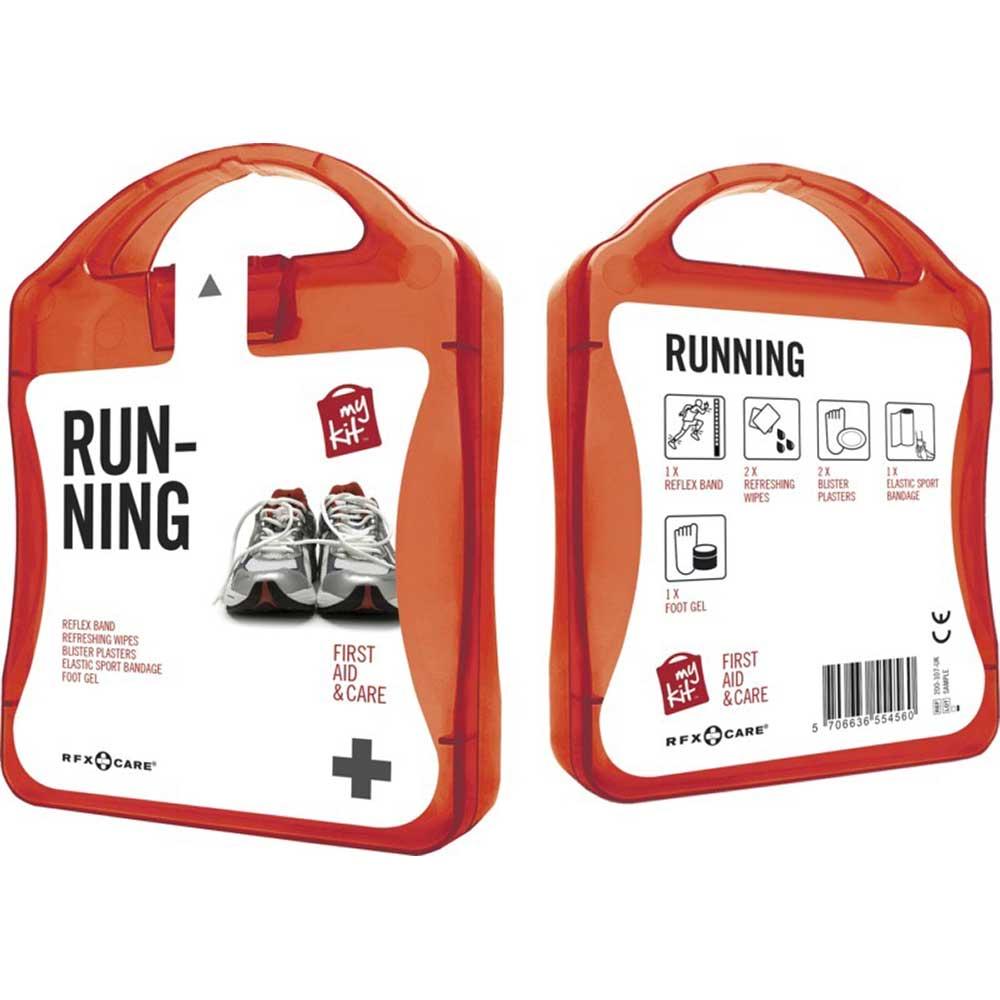 My Kit Running röd