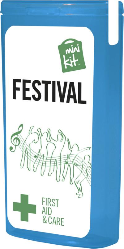 Mini Kit Festival blå