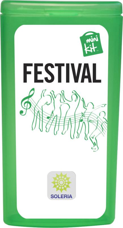 Mini Kit Festival grön