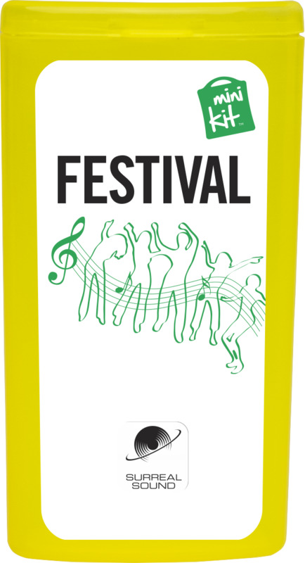 Mini Kit Festival gul