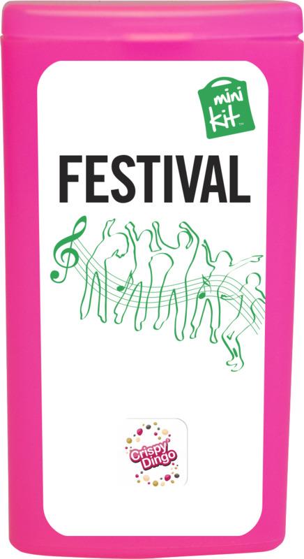 Mini Kit Festival magenta