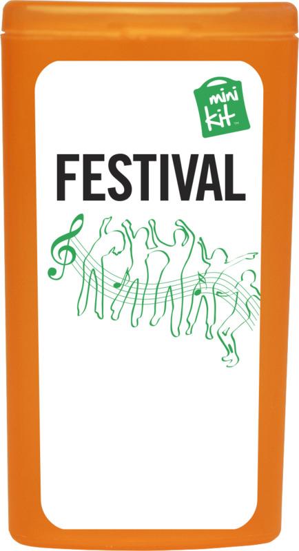 Mini Kit Festival orange