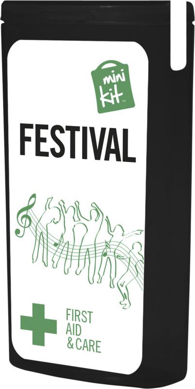 Mini Kit Festival svart