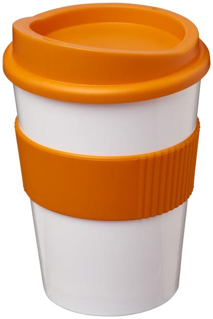 Mugg Americano® Medio Vit, Orange