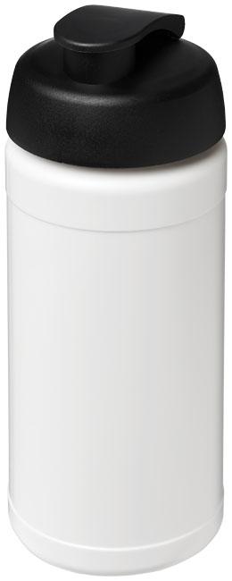 Sportflaska Baseline vit,svart