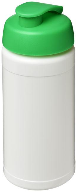Sportflaska Baseline vit,grön