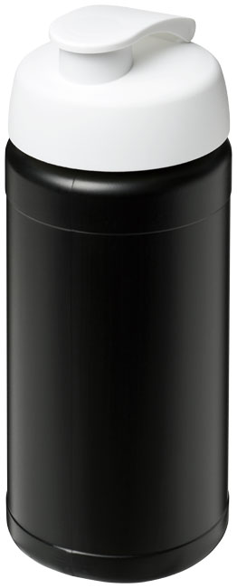 Sportflaska Baseline svart,vit