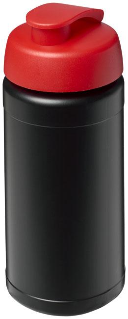 Sportflaska Baseline svart,röd
