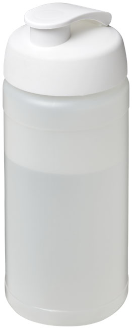 Sportflaska Baseline transparent ,vit