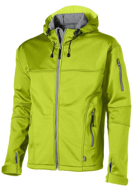 Soft Shell Jacket mellangrön