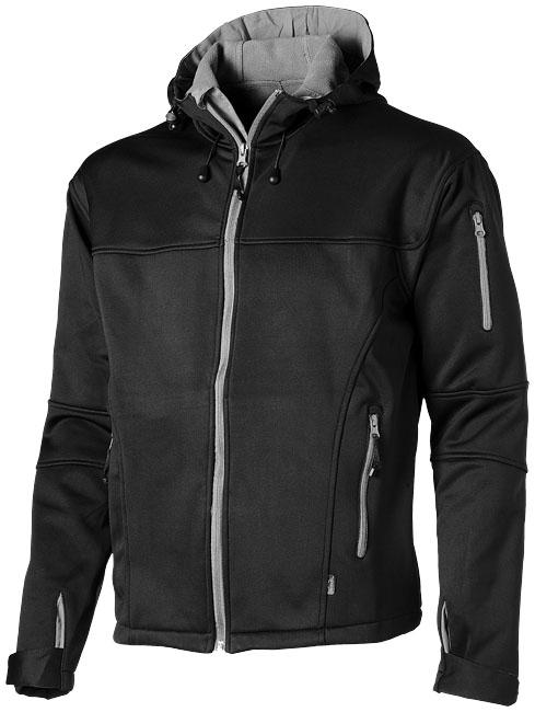 Soft Shell Jacket svart