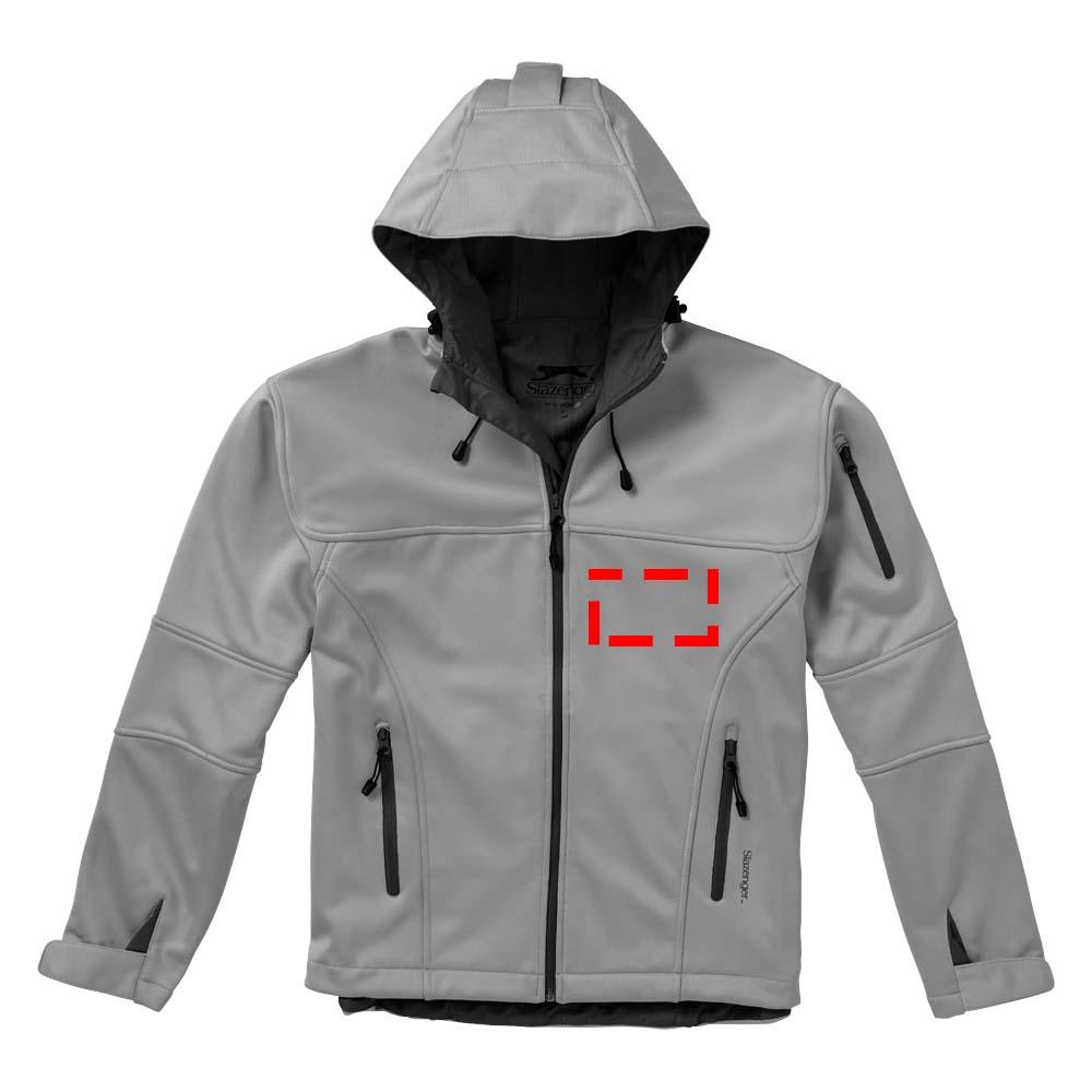 Soft Shell Jacket grå