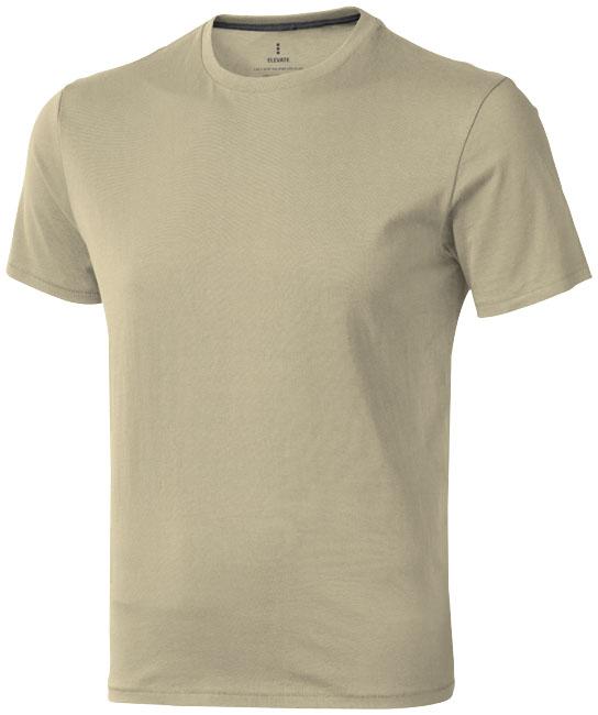 Nanaimo Mens T-Shirt  Khaki