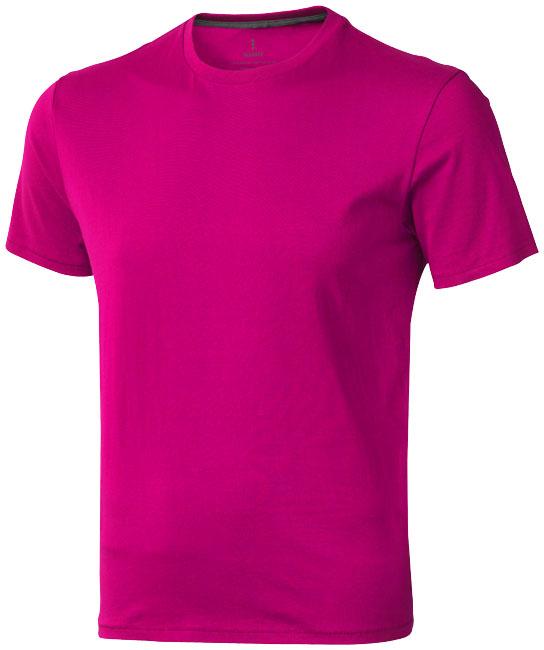 Nanaimo Mens T-Shirt  Magenta