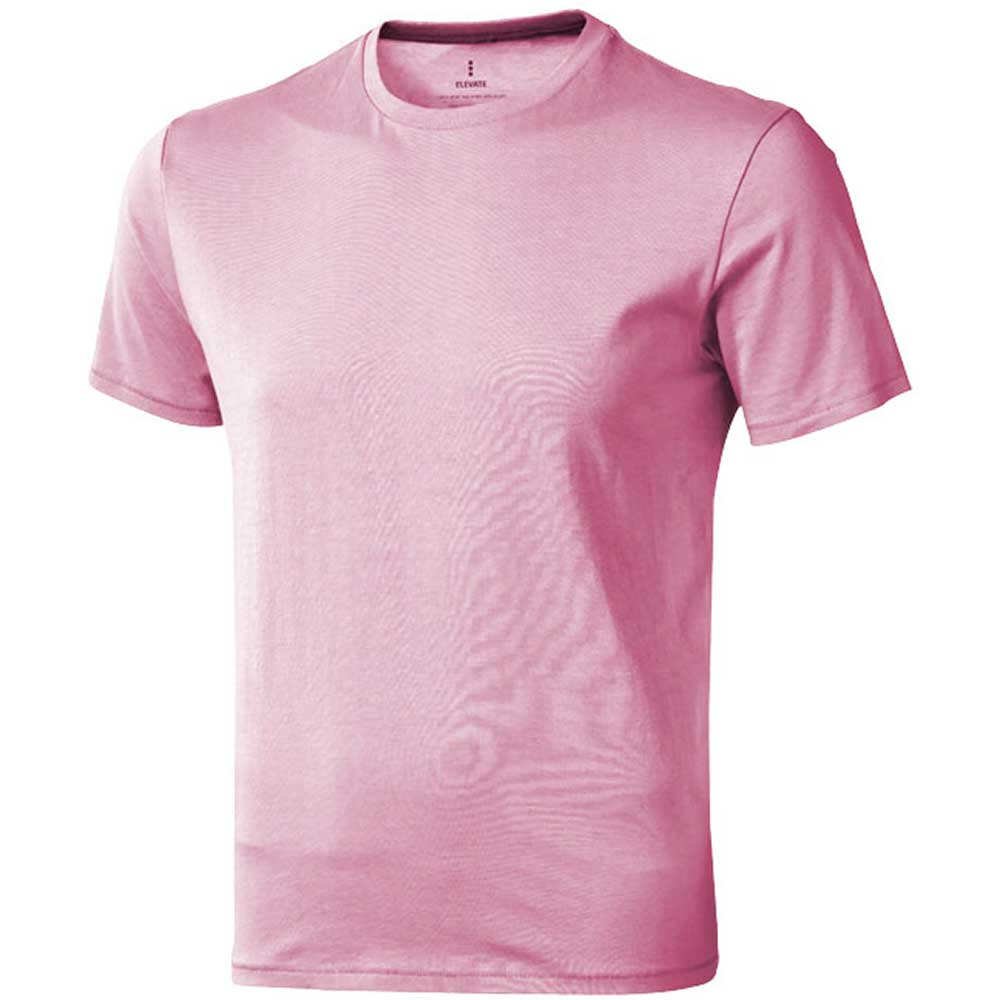 Nanaimo Mens T-Shirt  Ljusrosa