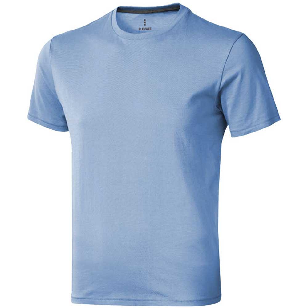 Nanaimo Mens T-Shirt  Ljusblå