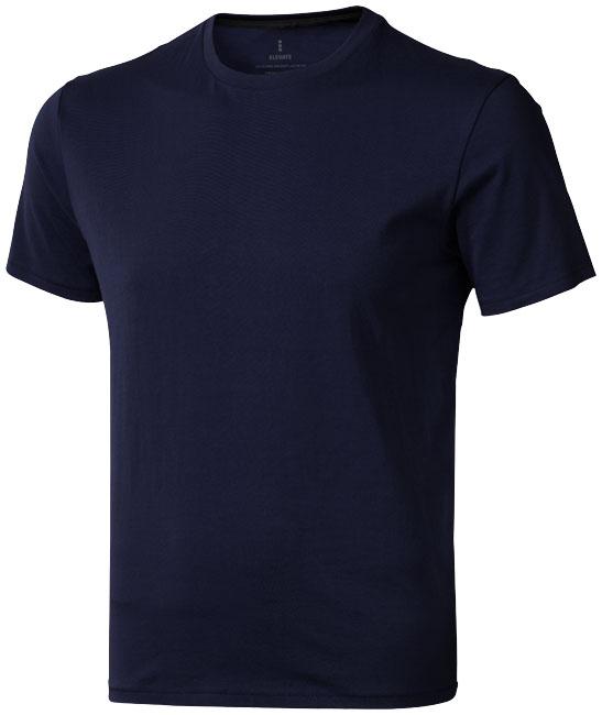 Nanaimo Mens T-Shirt  Marinblå