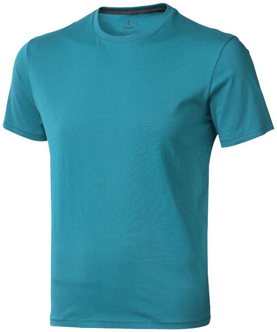 Nanaimo Mens T-Shirt  Aqua