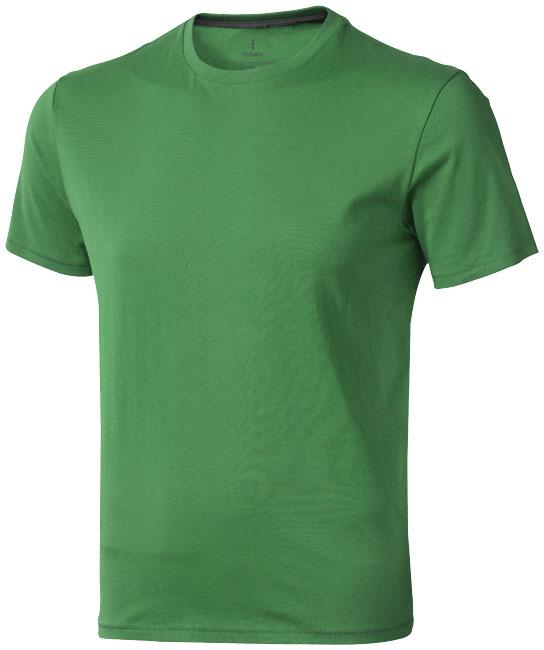 Nanaimo Mens T-Shirt  Ormbunkegrön