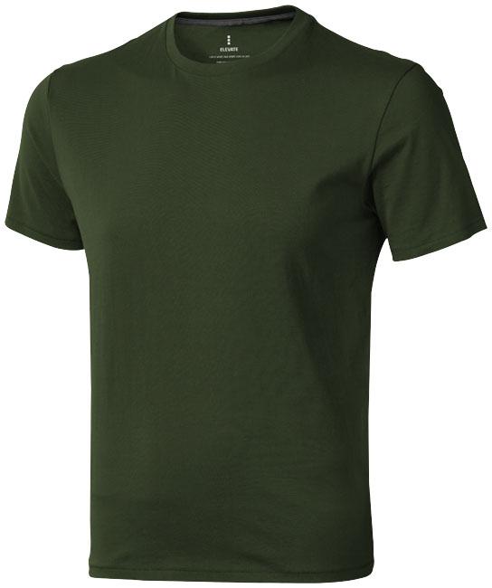 Nanaimo Mens T-Shirt  Militärgrön