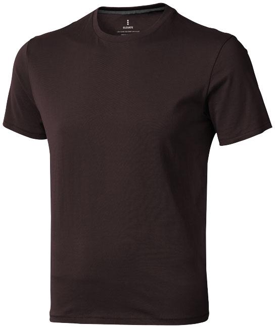 Nanaimo Mens T-Shirt  Chokladbrun