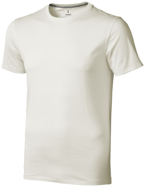 Nanaimo Mens T-Shirt  Ljusgrå