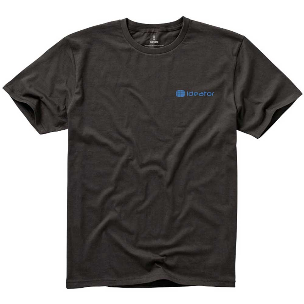 Nanaimo Mens T-Shirt  Antracit