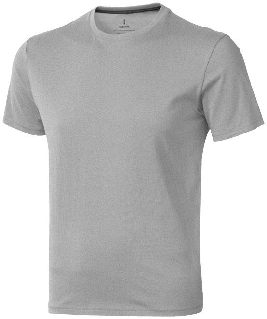 Nanaimo Mens T-Shirt  Gråmelange
