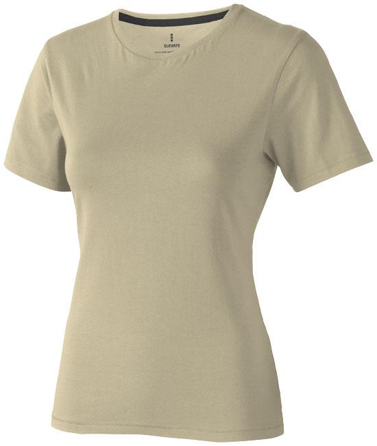 Nanaimo Ladies T-Shirt Khaki