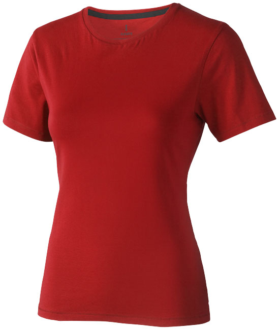 Nanaimo Ladies T-Shirt Röd