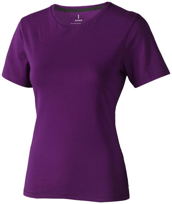 Nanaimo Ladies T-Shirt Plommon