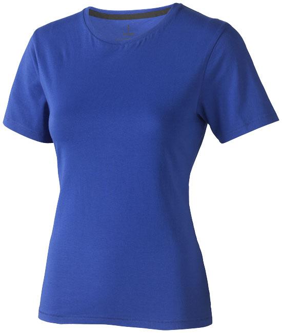 Nanaimo Ladies T-Shirt Blå
