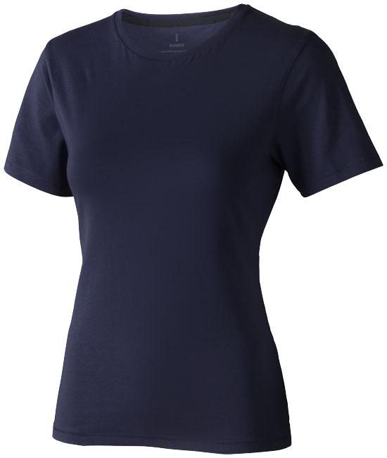 Nanaimo Ladies T-Shirt Marinblå