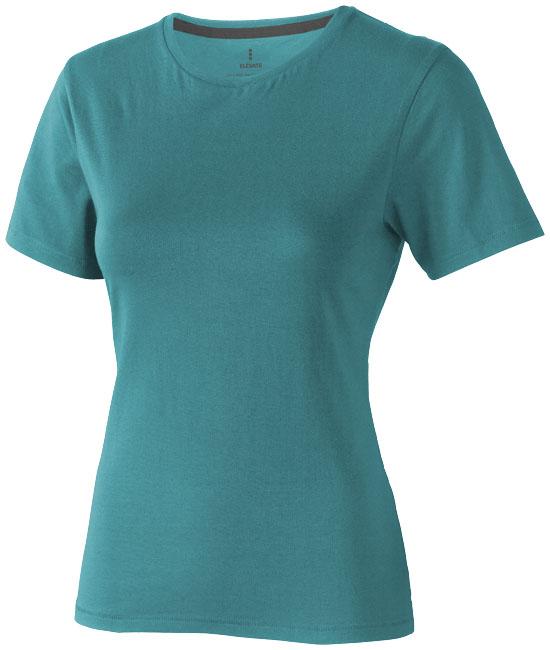 Nanaimo Ladies T-Shirt Aqua