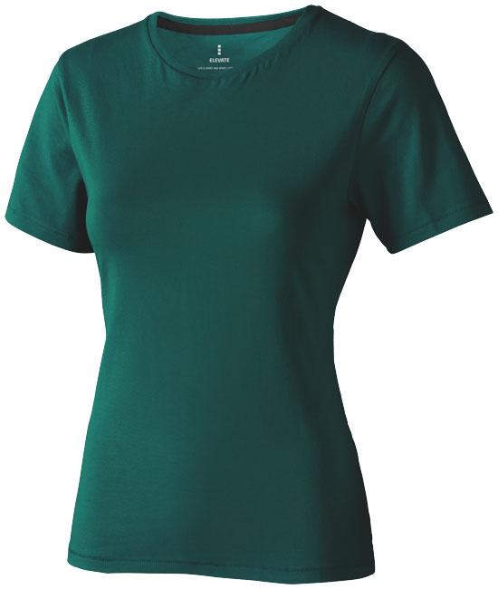 Nanaimo Ladies T-Shirt Skogsgrön