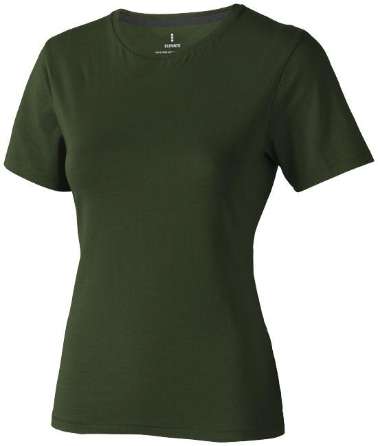 Nanaimo Ladies T-Shirt Militärgrön