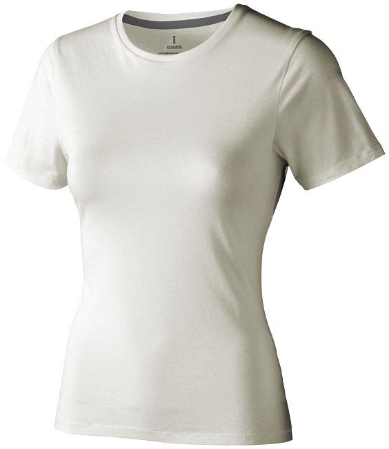 Nanaimo Ladies T-Shirt Ljusgrå
