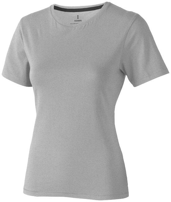 Nanaimo Ladies T-Shirt Gråmelange
