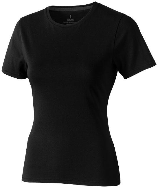 Nanaimo Ladies T-Shirt Svart