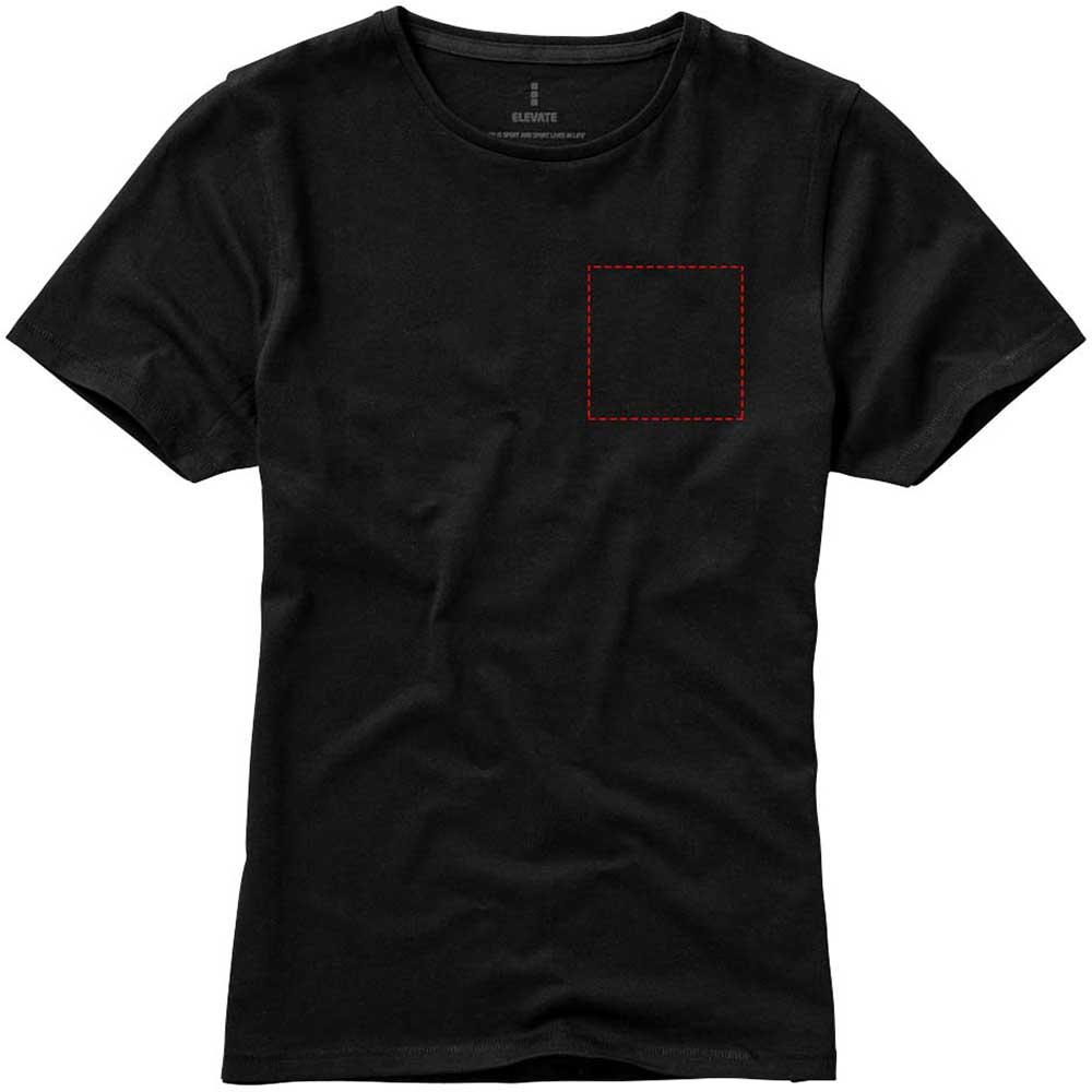 Nanaimo Ladies T-Shirt Antracit